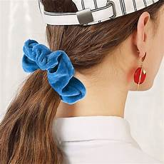 amazon 50 pcs premium velvet hair scrunchies 8 99 reg