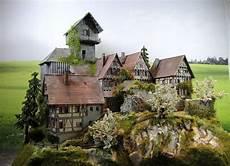 häuser in schottland burg festung schloss diorama quot burg silberstein