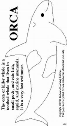 Malvorlagen Jahreszeiten Text Orca Mit Text Ausmalbild Malvorlage Tiere