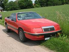 1992 Chrysler Le Baron V6 Related Infomation