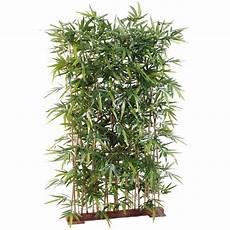 haie artificielle bambou new dense 150 et 180 cm topiaires