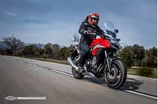 Essai Honda Cb 500 X 2016