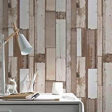 papier peint vinyle sur intiss 233 colours arcelot bois