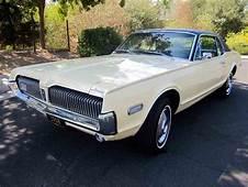 1968 Mercury Cougar For Sale  ClassicCarscom CC 1033121