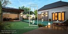 Desain Rumah 2 Lantai Luas 500m2 Ibu Ani Di Jakarta Jasa