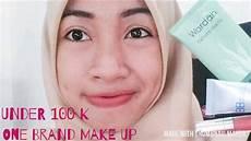 Tutorial Make Up Wardah Simpel 100k