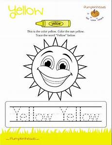 color yellow worksheets for preschool 12892 check out our worksheets for the classroom and at home this one is the color learning