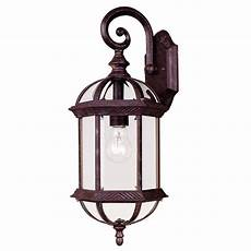 savoy house rustic bronze outdoor wall light 5 0630 72 destination lighting