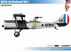 AIRCO De HAVILLAND DH4  Havilland Aircraft Design