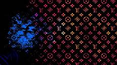 Supreme X Lv Background by Louis Vuitton Hd Wallpapers