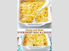 overnight macaroni casserole   pizza flavored_image