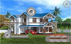 two bedroom house plans kerala style house plans for kerala style 2 story 2185 sqft home
