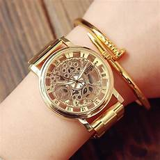 relojes hombre 2017 new stainless steel montre femme