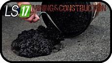 asphalt risse ausbessern ls17 mining construction economy v1 fl 252 ssiger teer