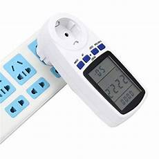 compteur de consommation électrique prise lectrique avec compteur de consommation kwh pour