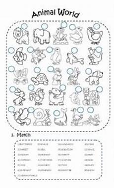 animal world worksheets 14372 animal world 2 pages esl worksheet by jeriquel