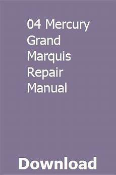 free online car repair manuals download 1987 buick skyhawk on board diagnostic system 04 mercury grand marquis repair manual repair manuals 1987 buick grand national buick grand