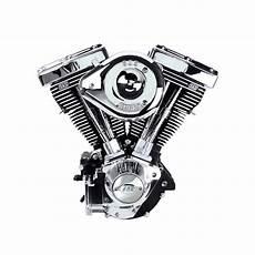 Harley Davidson Engine by V80 S S Evolution Engine 84 99 Harley Davidson 174 Black Ebay