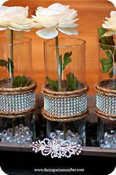 diy wedding centerpiece rustic elegance decor hacks