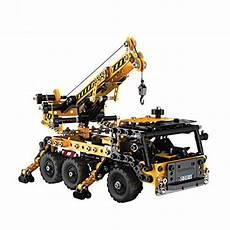 jeu de construction meccano camion grue evolution