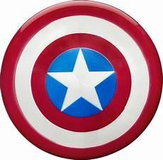 captain america schild onder 10
