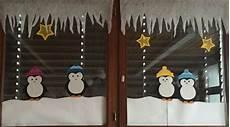Fensterbilder Weihnachten Vorlagen Grundschule Penguin Window Winter Decoration Winter Decor Window