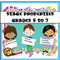 tale drama lesson 14983 drama lesson stage properties lesson with tales middle and high school lesson ideas and