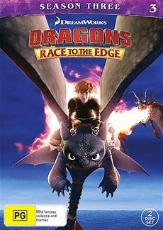 buy dragons race to the edge season 3 on dvd sanity