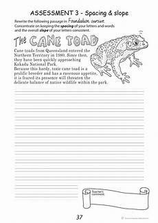 handwriting worksheets for year 4 21949 handwriting conventions new south wales teachers 4 teachers publications pty ltd