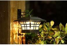 european style garden cing led solar light outdoor lights wall sconce led garden light solar
