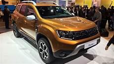 Le Top Des Suv Compacts Au Salon De Francfort 2017 Dacia