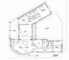 straw bale house floor plans quot bale courtyard 2100 quot straw bale plans strawbale com