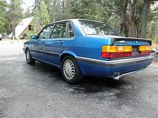 free auto repair manuals 1986 audi 4000cs quattro electronic toll collection double take 1986 and 1987 audi 4000cs quattros german cars for sale blog