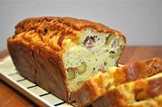 cake aux olives et au jambon
