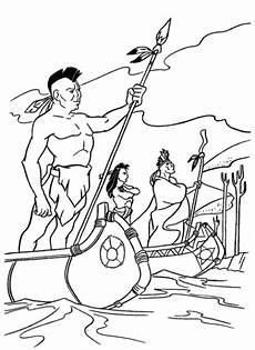 malvorlagen indianer zum ausdrucken coloring and malvorlagan