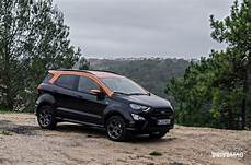 2018 Ford Ecosport St Line Road Test Review