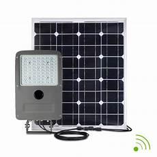 light autonome led 30w panneau solaire 80w avec