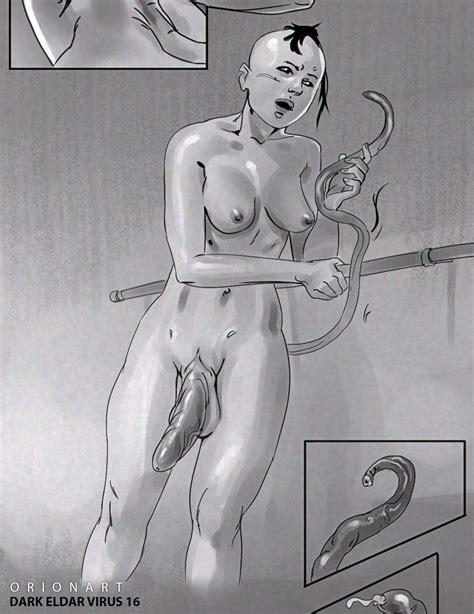 Webtoon Nude