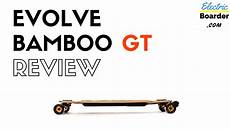 Evolve Bamboo Gt Classic Feel With Gt Power Electric