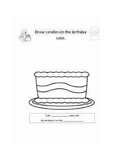 birthday cake printable worksheets 20255 birthday cake esl worksheet by mags2003