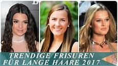 Trendige Frisuren F 252 R Lange Haare 2017