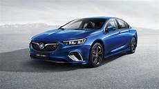 buick china releases first images of 2018 regal gs 187 autoguide com news