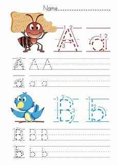 letter a writing worksheets for preschoolers 23682 free alphabet letter worksheets for children educational resources for preschool preschool