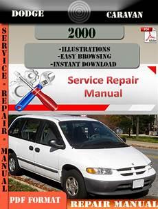 free auto repair manuals 2000 dodge grand caravan electronic valve timing dodge caravan 2000 factory service repair manual pdf tradebit