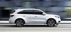 the five updates for the 2017 acura mdx