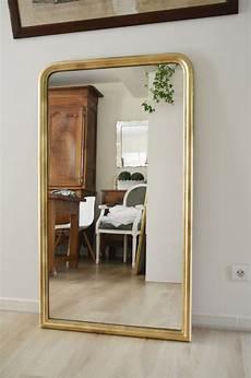 miroir dor 233 style louis philippe xix 232 me vintage 130