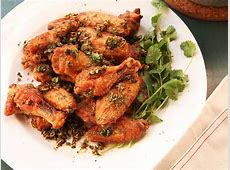 spicy chinese chicken wings_image