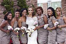 black wedding style a love worth a million words