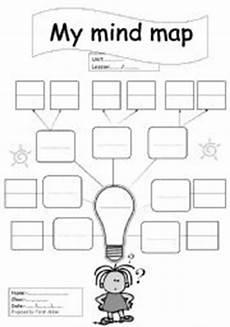 mind mapping worksheets 11580 blank mind map esl worksheet by batinga78