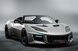 Lotus Evora 400 Roadster To Launch In 2017  Autocar
